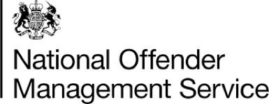 National Offender Management Service